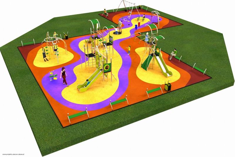 LIMAKO MŁODZIEŻ - projekty placów zabaw dla dzieci starszych (3-12 lat)